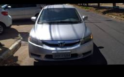 CIVIC LXS 1.8 16V MT PRATA 2009/2009