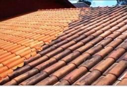 ( MARESIAS ) lavamos telhado e pintamos