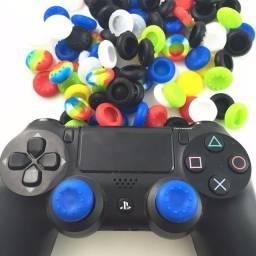 Par De Protetor Grip Controle Vídeo Game