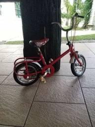Bicicleta infantil totica aro 10 anos 80