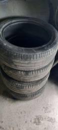 4 pneus meia vida R17