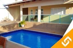 Disponível p/ esse fds, Linda casa c/4 quartos, piscina em Caldas Novas. Cód. 1016