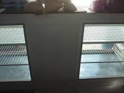 Vendo freezer gelando