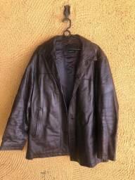 Jaquetas de couro importadas