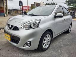 Nissan March 2016 SV 1.6 + 50.000 km (único dono + revisado nissan)!!!!!
