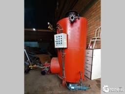 Caldeira 495 kgv/h