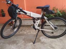 Bicicleta eletrica .... dobrável