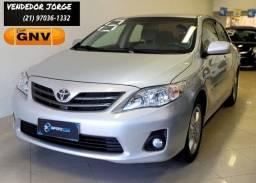 Título do anúncio: Toyota Corolla Gli c/ Gnv 2013 _ Entrada Apartir 9.500 + 929,00 fixas _ Taxa 0.69%