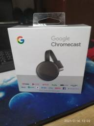 Título do anúncio: Google Chromecast 3rd Generation Full HD