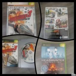 Título do anúncio: Jogos Xbox Clássico