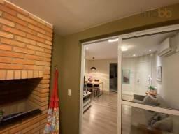 Apartamento com 2 dormitórios à venda, 72 m² por R$ 380.000 - Condomínio Edifício La Spezi