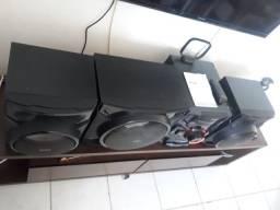 Mini System Sony MHC-GTR555 600 Watts RMS - 220V