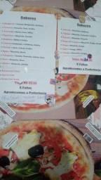 Pizza do Paraíba 20 reais 8 fatia