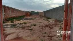Terreno à venda, 500 m² por R$ 85.000 - J. R. Lazaro - Mandaguaçu/PR