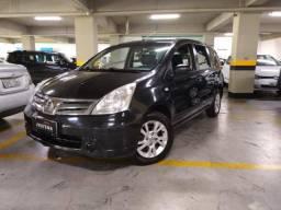 LIVINA 2012/2013 1.8 S 16V FLEX 4P AUTOMÁTICO