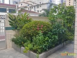 Apartamento para alugar com 1 dormitórios em Guilhermina, Praia grande cod:690