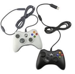 Manete Xbox com Fio só 150 EletroFox Rua Padre Belchior 307C Centro