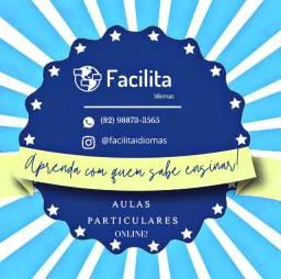 Promoção aulas de Espanhol com professor argentino!