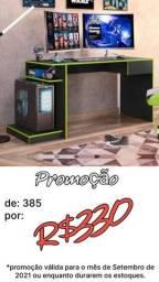 Título do anúncio: Escrivaninha promoção com montagem e frete grátis entregamos Df e entorno ZAP *