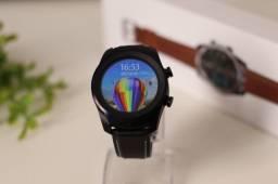Smartwatch DT79 Original Bluetooth Calculadora Preto