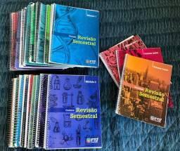 Livros FTD 3º ano Ens.Médio. COMPLETO !