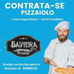 Título do anúncio: Contrata se pizzaiillo