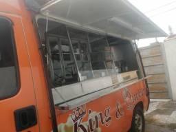 Food Truck - Pronto para trabalhar