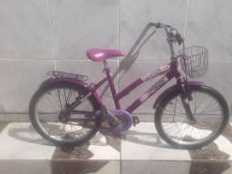 Bicicleta aro 20 marca celack personagem marie