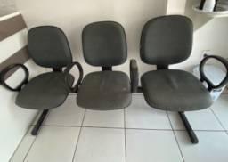 Título do anúncio: Cadeiras de Recepcao