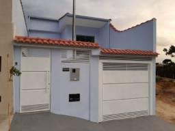 Vende. Casa recém construida, estilo mediterrâneo