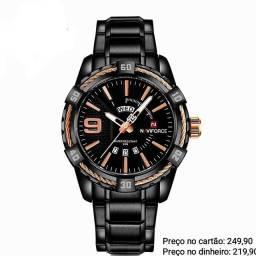 Relógio Masculino Original Naviforce Alta Qualidade