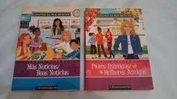 Kit 4 Livros Adolescentes