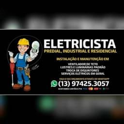 Título do anúncio: Eletricista 24hrs