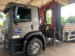 Caminhão Munck com 24 mil de Entrada