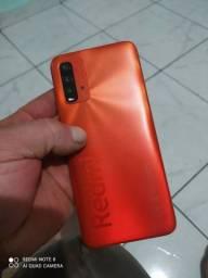 Título do anúncio: Redmi 9T bateria de 6000 vendo ou troco por outro