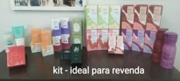 Título do anúncio: Kit com 29 produtos Natura e Boticário -> mais baixo que preço de custo