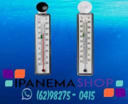 Título do anúncio: Termômetro Com Ventosa Para Aquário