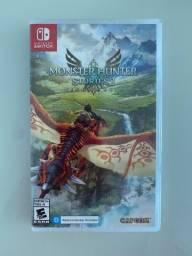 Título do anúncio: Monster Hunter Stories 2 - Nintendo Switch