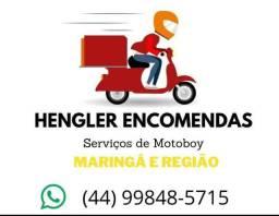 Motoboy Maringá e região