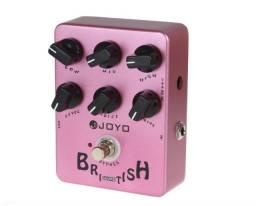 Título do anúncio: Pedal Guitarra British Sound Joyo Jf-16 - Somente Venda
