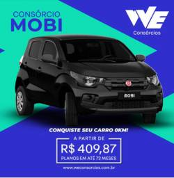 Fiat Mobi 0km 2021 sem entrada 84 meses