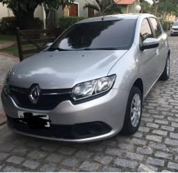 Título do anúncio: Renault Sandero expression  flex1.0 12v 5p completo de fábrica