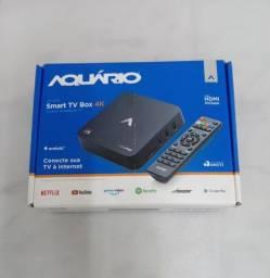 Título do anúncio: Smart TV Box 4K Aquário STV-2000