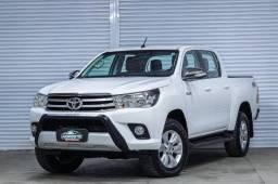 Toyota Hilux sw4 SRV 4x4 automatica 2017 IPVA 2021