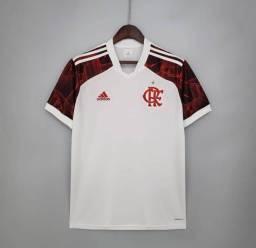 Título do anúncio: Camisa do Flamengo Branca 2021