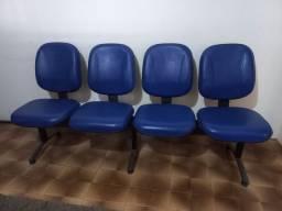 Título do anúncio: 4 Longorinas com 4 cadeiras cada.