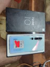 Xiaomi mi note 10 128gb 6 de ram
