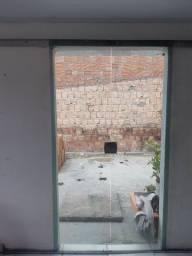 Título do anúncio: Janela e porta de vidro