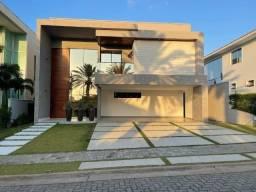 Título do anúncio: Espetacular Casa No Alphaville Fortaleza, 500m2, 6 Suítes, Piscina