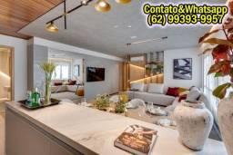 Título do anúncio: Apartamento 2 Suítes, area útil de 86m², a venda em Goiania